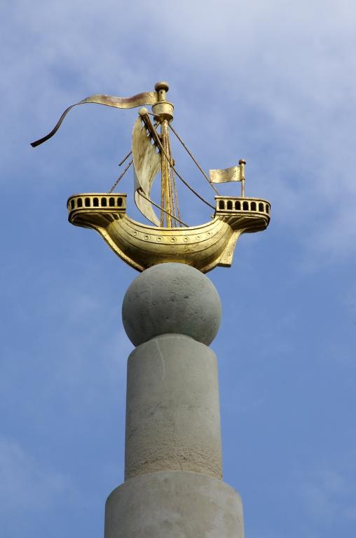The Lowestoft Naval Memorial To The Royal Naval Patrol